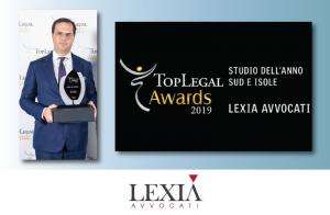 Lexia avvocati studio dell'anno sud italia e isole