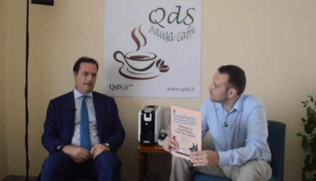 intervista Quotidiano di Sicilia Alessandro Dagnino